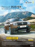 Ofertas de Renault, Renault Duster - Ahora todos podemos ser todo terreno