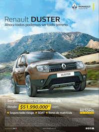 Renault Duster - Ahora todos podemos ser todo terreno