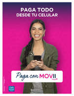 Ofertas de Movii, Cartilla