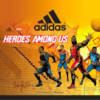 Adidas heroes
