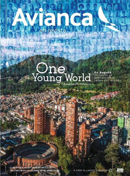 Ofertas de Avianca, Avianca en revista ed. 53 - One young world