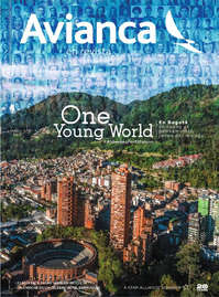 Avianca en revista ed. 53 - One young world
