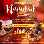 Ofertas de SurtiMax, Prepárate para la Navidad