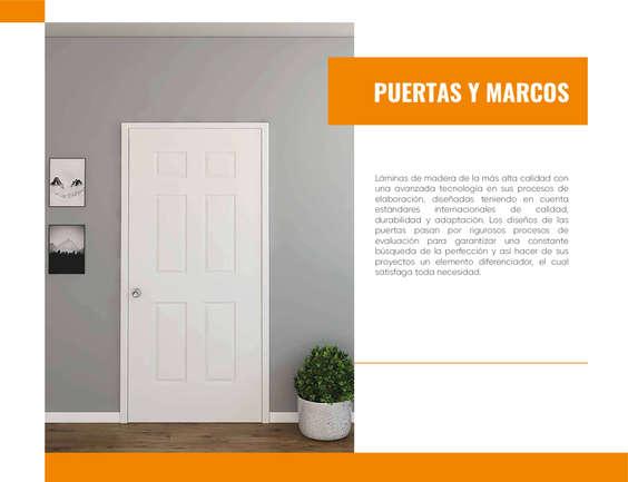 Ofertas de Madecentro, Puertas Madecentro