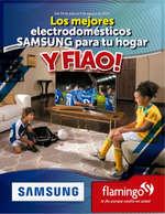 Ofertas de Flamingo, Los mejores electrodomésticos Samsung para tu hogar y fiao!