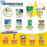 Ofertas de Farmatodo, Promociones Precios Sorprendentes