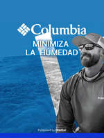 Ofertas de Columbia, Minimiza la húmedad