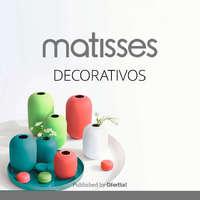 Matisses decorativos