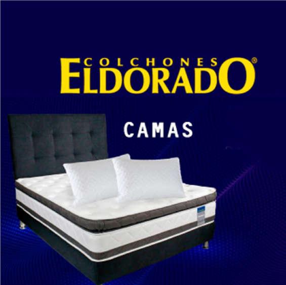 Ofertas de Colchones El Dorado, Camas