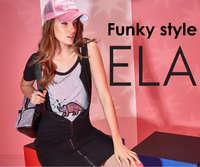 Lookbook - Funky style