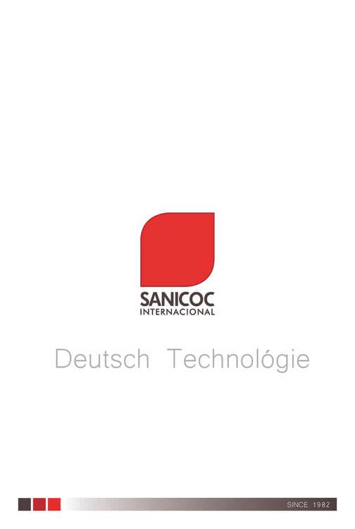 Ofertas de Sanicoc, Catálogo Sanicoc