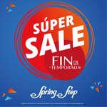 Ofertas de Spring Step, Súper Sale - Fin de temporada