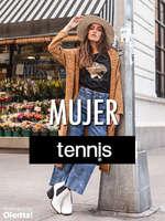 Ofertas de Tennis, Vestuario Mujer