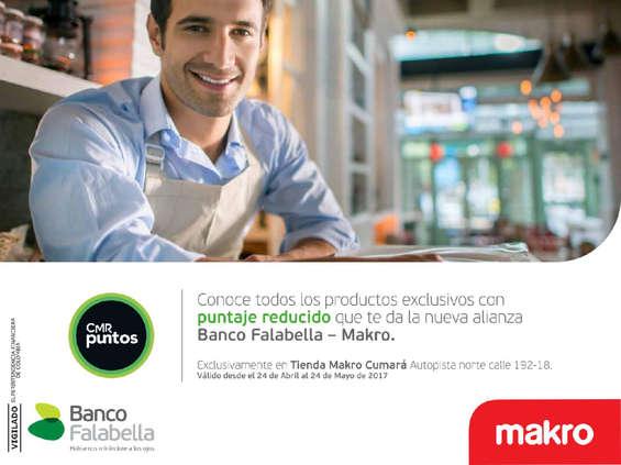 Ofertas de Makro, Catálogo Puntos CMR - Makro Cumará