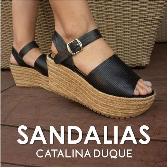 Ofertas de Catalina Duque, Sandalias