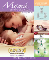 Catálogo Día de la Madre - Mamá, un tesoro para siempre