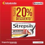 Ofertas de Droguería Colsubsidio, Strepsil
