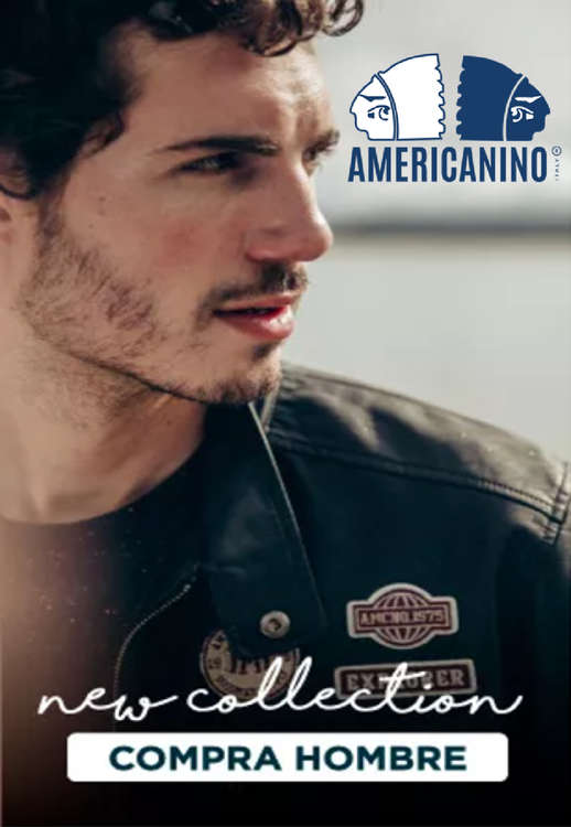 Ofertas de Americanino, New Collection Hombre