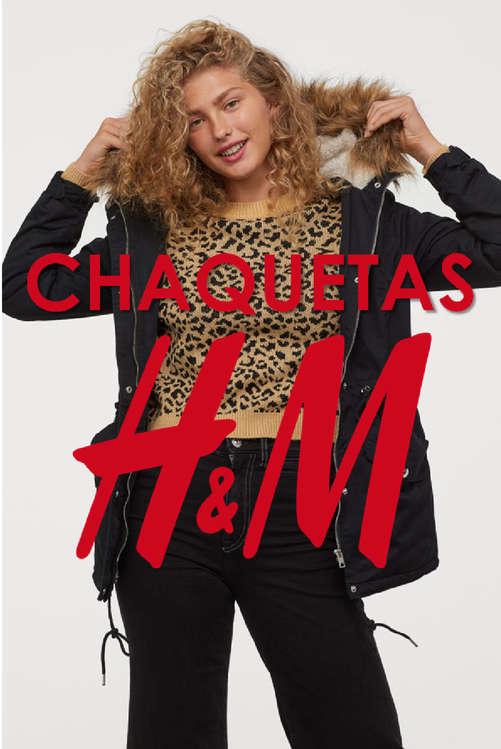 Ofertas de H&M, Chaquetas