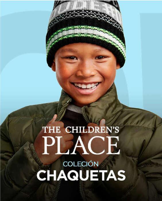 Ofertas de Children Palace, Chaquetas