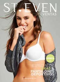 Catálogo de ventas - Especial bras & pantalones deportivos