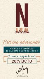 Nueva Colección, estrena ahorrando