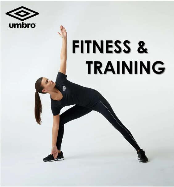 Ofertas de Umbro, Fitness & Training