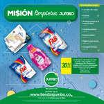 Ofertas de Jumbo, Misión Limpieza Jumbo