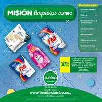 Misión Limpieza Jumbo