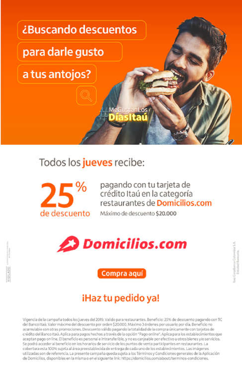 Ofertas de Itaú, Itaú Promo