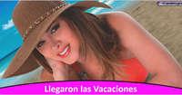 Catálogo - Llegaron las vacaciones