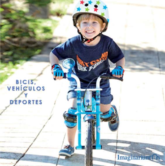 Ofertas de Imaginarium, Bicis, Vehiculos y Deportes