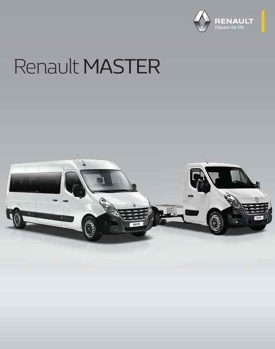 Ofertas de Renault, Renault Master