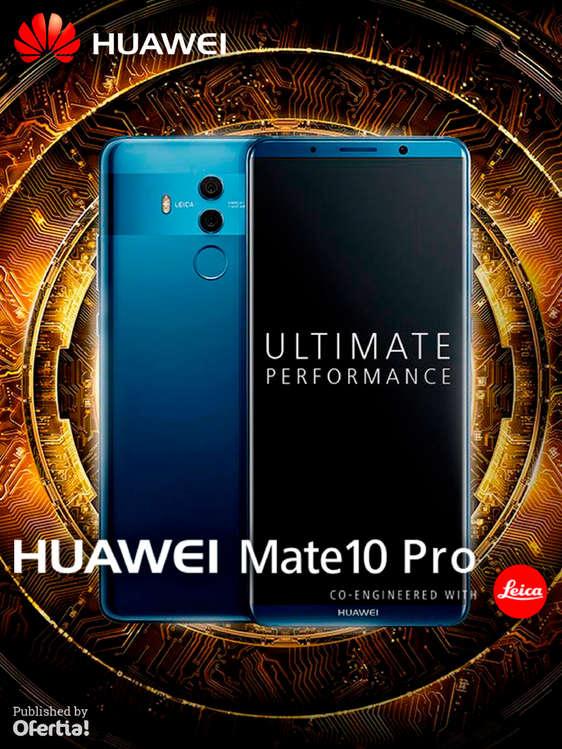 Ofertas de Huawei, Huawei Mate 10 Pro