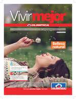 Ofertas de Droguería Olímpica, Revista Vivir Mejor Noviembre - Belleza natural