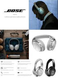 Audífonos Inalámbricos Quiet Comfort 35II