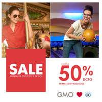 Sale 50%dcto