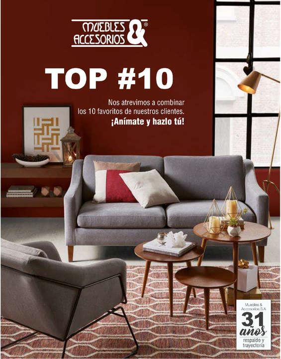 Ofertas de Muebles y Accesorios, Top 10
