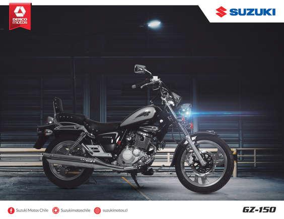 Ofertas de Suzuki Motos, GZ-150