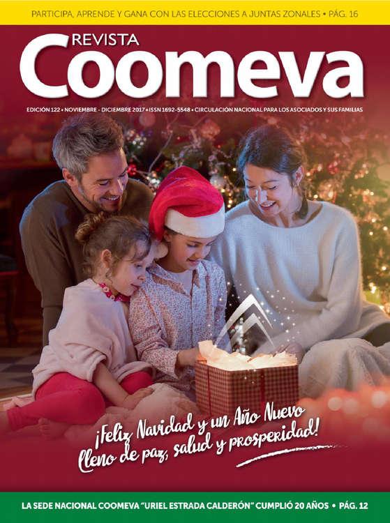 Ofertas de Bancoomeva, Revista Coomeva - ¡Feliz Navidad y un Año Nuevo lleno de paz, salud y prosperidad!