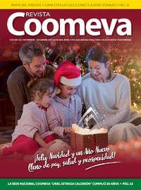 Revista Coomeva - ¡Feliz Navidad y un Año Nuevo lleno de paz, salud y prosperidad!