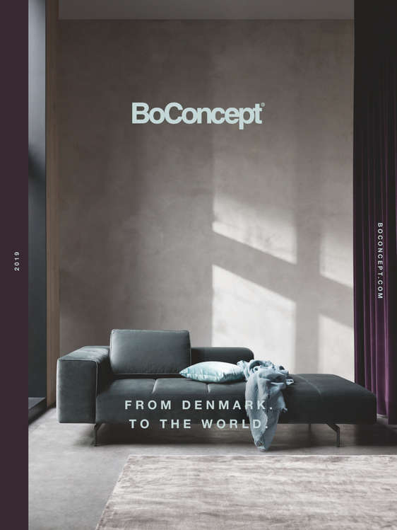 Ofertas de BoConcept, Be Concept 2019