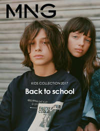 Back to school - Kids collection 2017