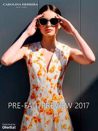 Pre-Fall Preview 2017