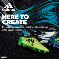 Adidas_Here to create