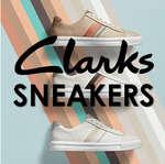 Ofertas de Clarks, Sneakers