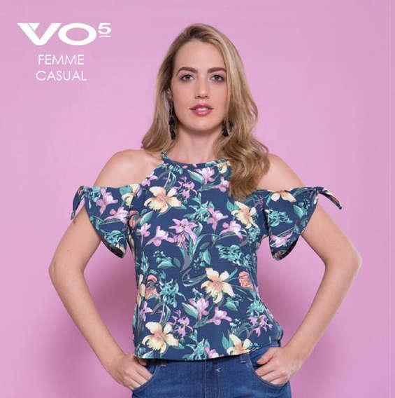 Ofertas de VO5, Colección Mujer Casual