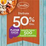 Ofertas de Carulla, Compra con puntos Colombia
