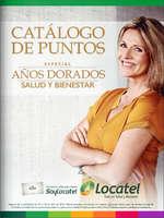 Ofertas de Locatel, Catálogo de puntos - Especial años dorados, salud y bienestar