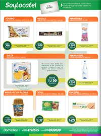 Catálogo de puntos - Especial años dorados, salud y bienestar